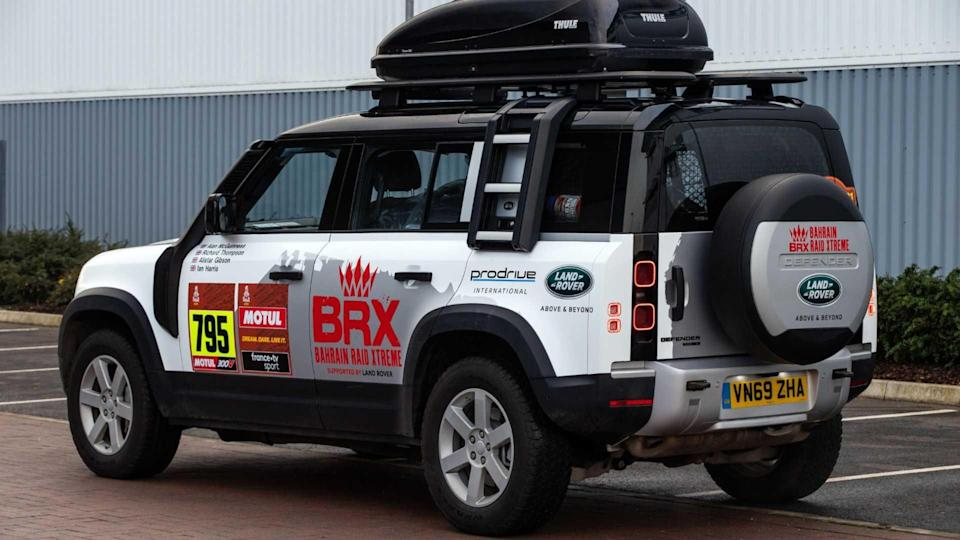 BRX Land Rover Defender