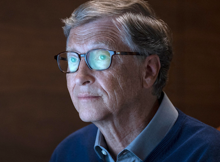 """Netflix users can get """"Inside Bill's Brain"""" by watching a new documentary about Bill Gates."""
