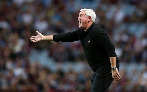 <span>Steve Bruce will resume work in the Championship with Sheffield Wednesday</span> <span>Credit: PA </span>