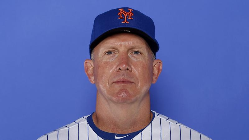Mets fire pitching coach Dave Eiland