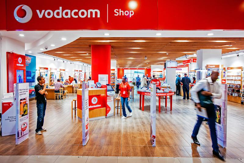 Vodacom Shuts Stores Trashed by Supporters of the EFF