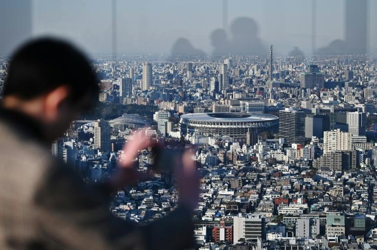Japan's hotel industry has been devastated by the spread of the coronavirus, with bookings down by as much as 90 percent (AFP Photo/CHARLY TRIBALLEAU)