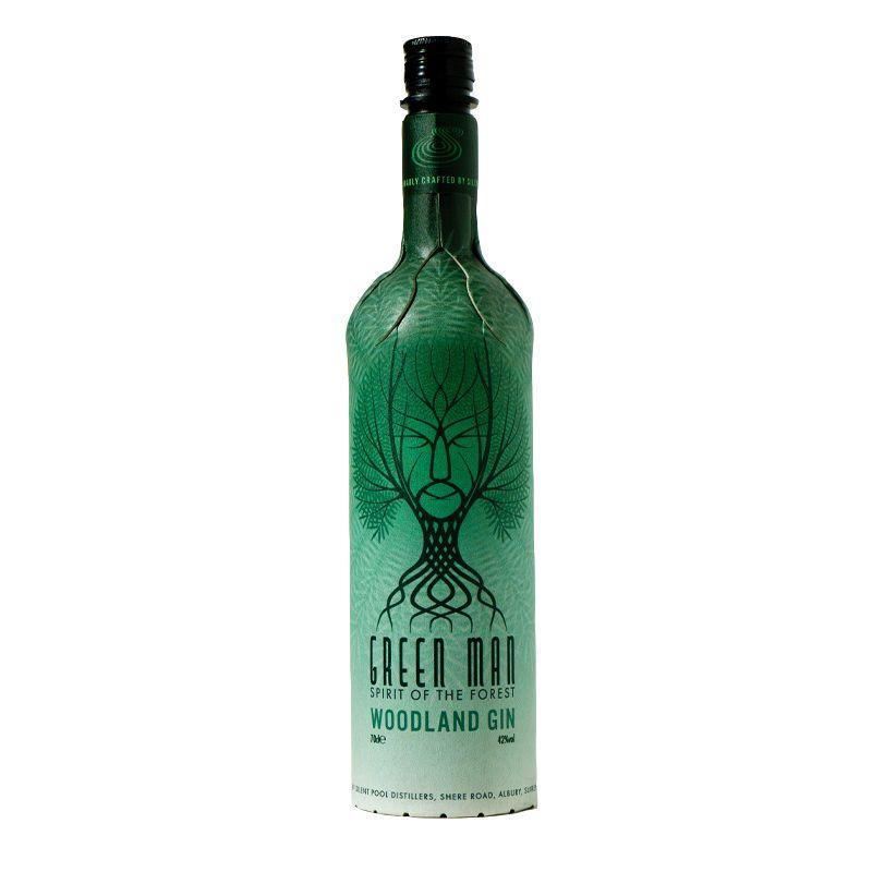 """<p><a class=""""link rapid-noclick-resp"""" href=""""https://go.skimresources.com?id=127X678080&xs=1&url=https%3A%2F%2Fsilentpooldistillers.com%2Fgreen-man-woodland-gin%2F%3Fgclid%3DCj0KCQjw4ImEBhDFARIsAGOTMj-2rf_RzLnxkanO_Tet0Deb3jM-KIeHl_AhcDKKsQfH-401bdHmgsoaAtk_EALw_wcB"""" rel=""""nofollow noopener"""" target=""""_blank"""" data-ylk=""""slk:SHOP"""">SHOP</a></p><p>The world's first spirit to be packaged in cardboard. It's not going to fix the planet by itself, but it does its bit. The bottle is made from 94 per cent recycled paper using 77 per cent less plastic, giving it a carbon footprint 6x lower than that of one in a glass bottle. </p><p>£30, Silent Pool</p>"""