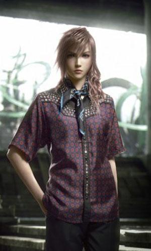 Prada Clothe A Computer Game: Check Out Final Fantasy's Fash-over!