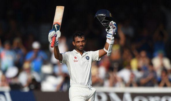 Hundred at the 'Home of Cricket': Rahane's finest moment of his career