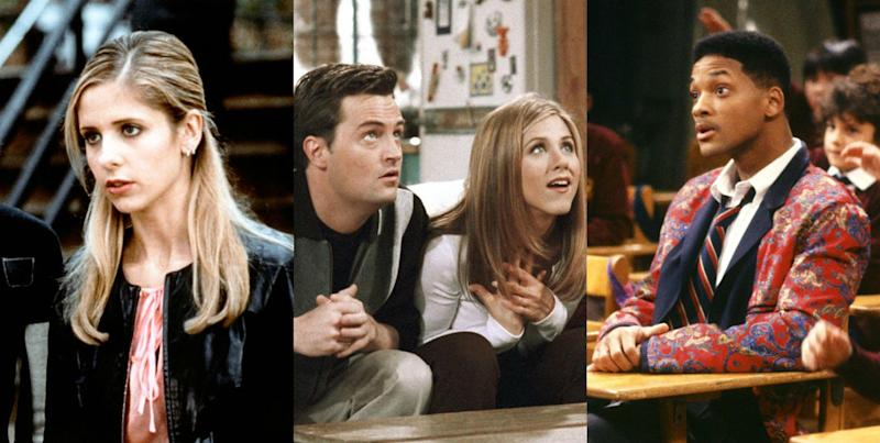 Here are 11 of the best '90s TV shows, ranked
