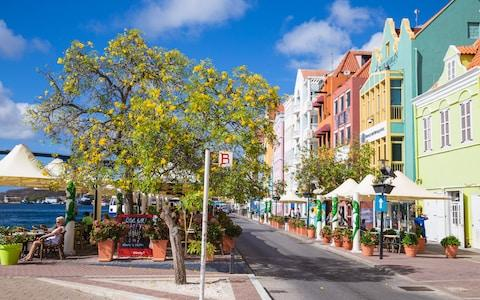 Willemstad in Curacao - Credit: Getty