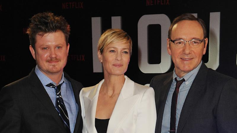 'House Of Cards' Creator Responds To Kevin Spacey Sexual Harassment Allegations