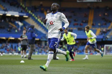 Kante is my number one, says Poyet
