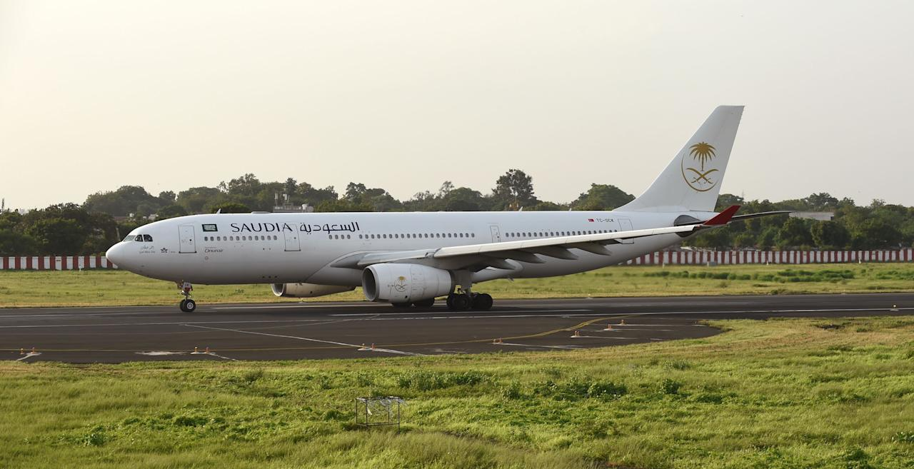 <p>Rank 8. Saudia: Jeddah (JED) – Los Angeles (LAX); Flight time: 16 hours, 40 minutes; Distance: 13,409.05 km; Aircraft: Boeing 777-300ER </p>