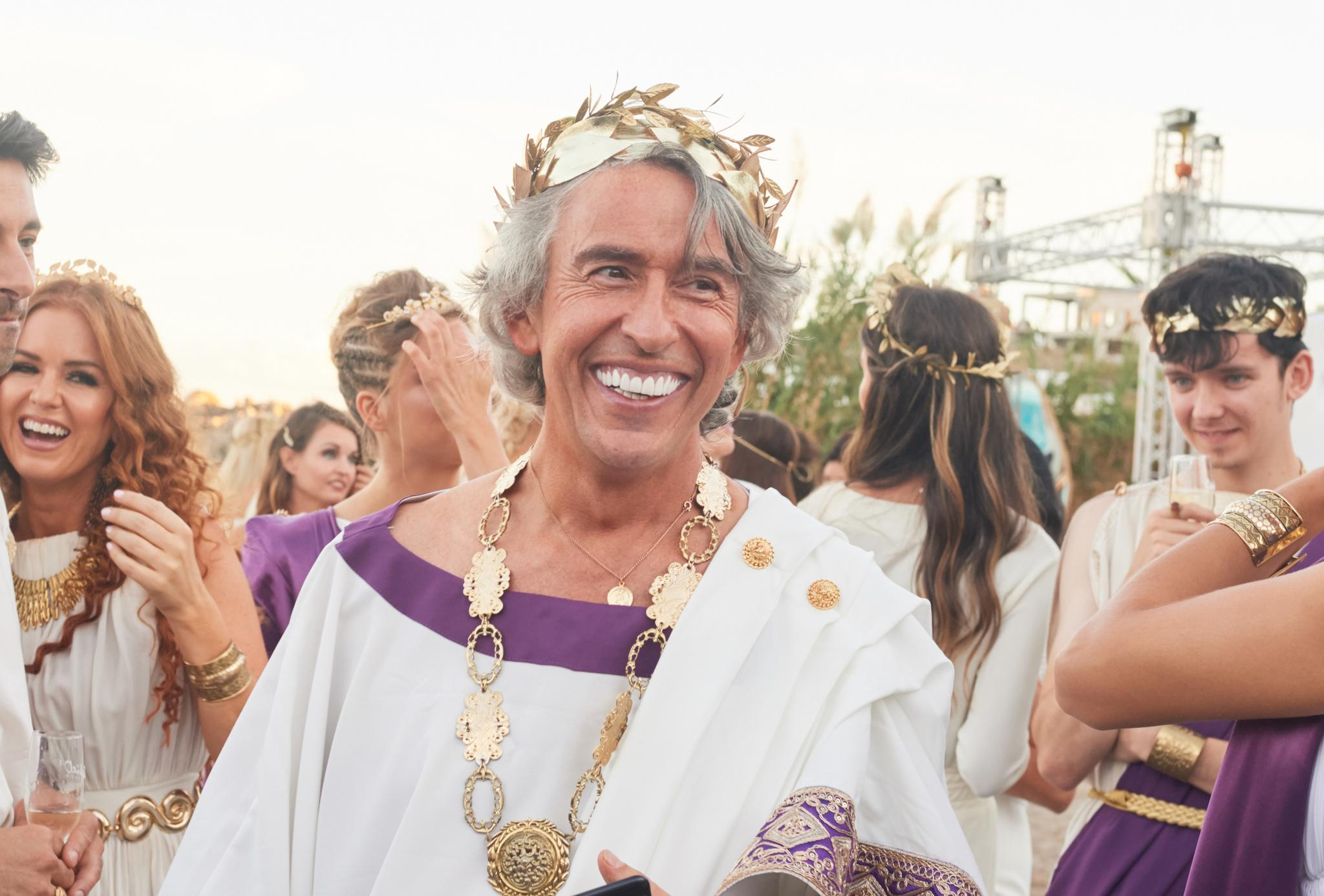 Steve Coogan in Greed (Credit: Sony Pictures)