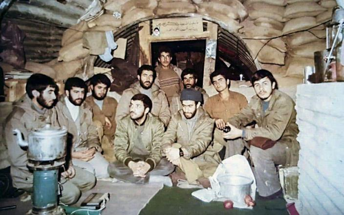 Mr. Raisi and other soldiers