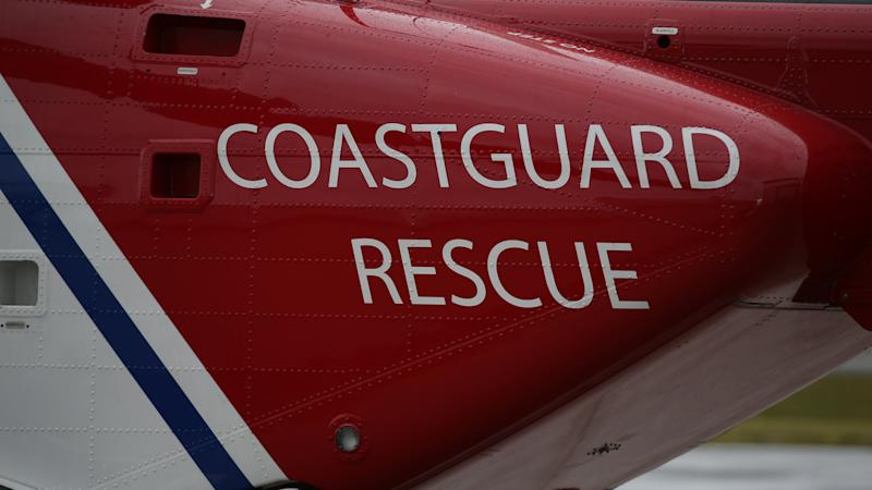 North Sea platform workers flown back to shore after evacuation