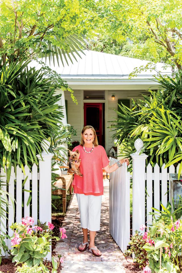 """<p>""""I've lived on the East Coast. I've lived on the West Coast. But there's just something about the Gulf Coast that beckons to me,"""" says <strong><a rel=""""nofollow"""" href=""""https://ec.yimg.com/ec?url=http%3a%2f%2flucybuffett.com%2f%26quot%3b%26gt%3bLucy&t=1521528135&sig=cSfC_zYcWfUK4AESgIAelA--~D """"LuLu"""" Buffett</a></strong> as she takes in the lapping waves of the Boca Chica Sandbar in Key West, Florida. Her legs hang over the side of a motorboat, feet dangling above friends paddling off that evening's spread of Caramelized Onion-and-Spinach Dip, a West Indies salad spangled with hunks of crab, and, of course, LuLu's famous gumbo.</p><p>The self-taught chef might have taken a circuitous path to the kitchen, but her dark-roux gumbo-a heady collision of cayenne, bacon fat, and filé powder-has been something of a culinary lodestar. It was there for her in the mid-'80s, when she ditched her job in Fairhope, Alabama, and headed to Belize to cook for Harrison Ford on the set of The Mosquito Coast. Later, it was her way out of SoHo, when cooking aboard an Antiguan yacht proved more appealing than a degree from the French Culinary Institute. And in the late 1990s, it was Buffett's ticket home to coastal Alabama, where she eventually opened the first LuLu's location on Week's Bay in Fairhope.</p>"""