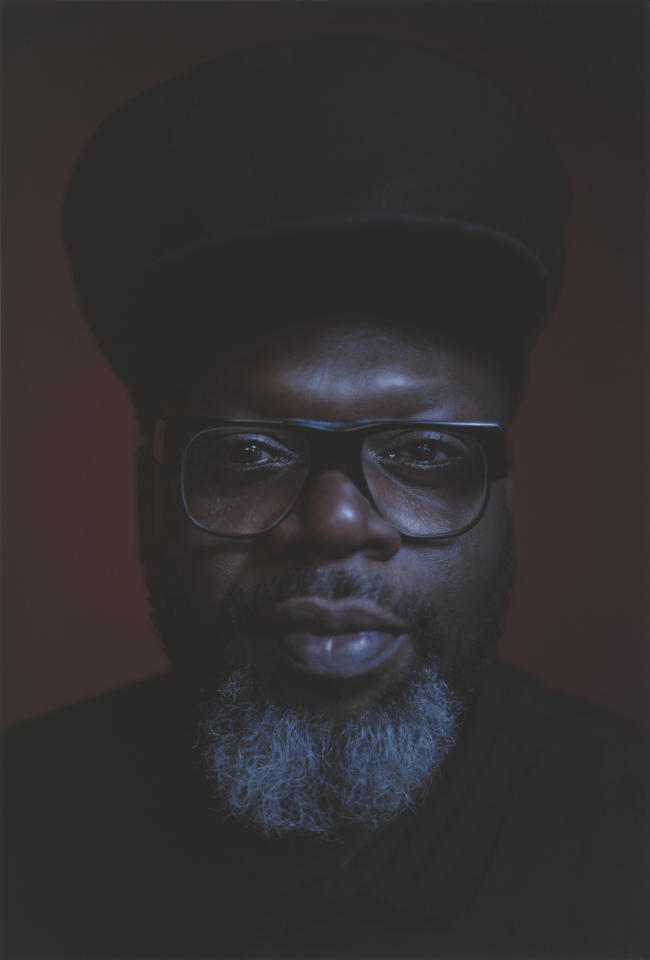 <p>Musician Jazzie B of Soul II Soul, whose portrait features in the exhibition. [Picture: Simon Frederick/NPG] </p>