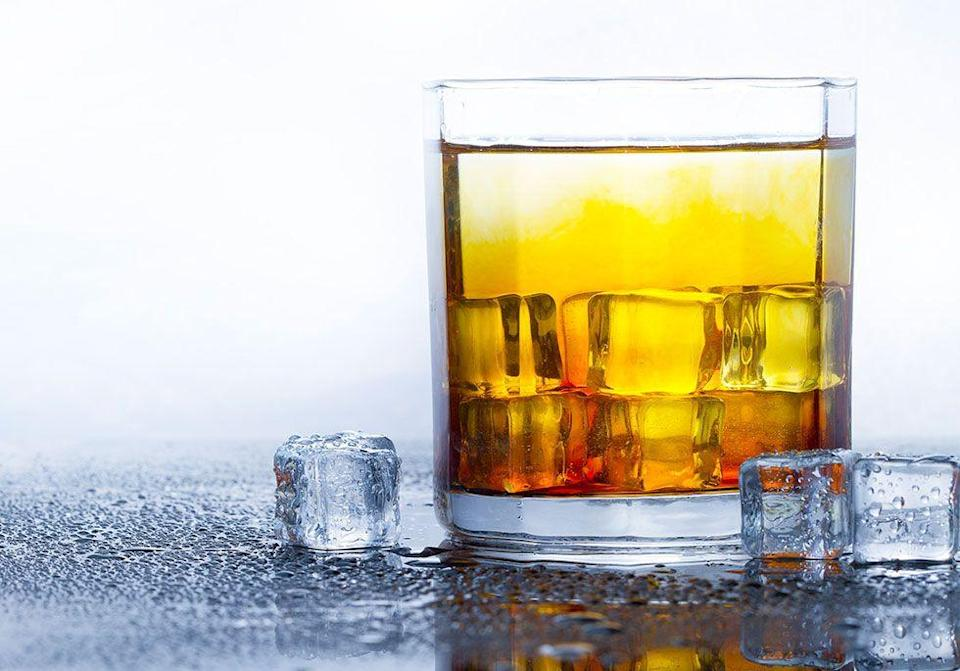 "<p>Congress declared whiskey bourbon to be ""America's Native Spirit."" This proclamation stipulated that only bourbon made in the United States can be considered <a href=""https://www.goodhousekeeping.com/food-recipes/a46066/apricot-bourbon-brew-recipe/"" rel=""nofollow noopener"" target=""_blank"" data-ylk=""slk:real bourbon"" class=""link rapid-noclick-resp"">real bourbon</a>. </p>"