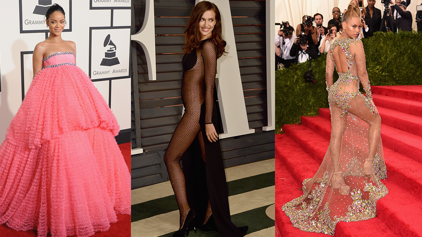 The Most Jaw-Dropping Red Carpet Moments Of 2015
