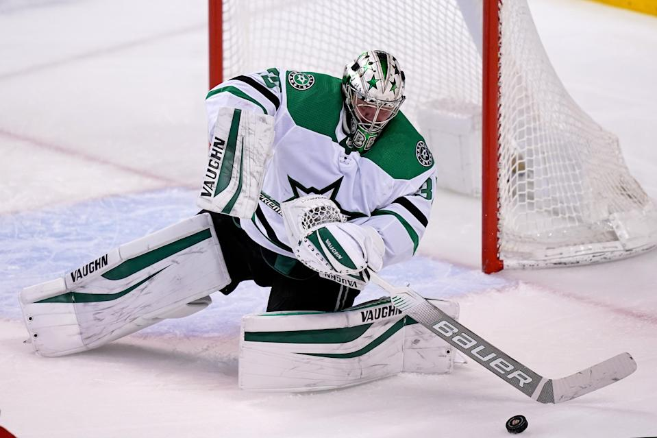 The Dallas Stars had four games postponed because of winter storms in Texas.