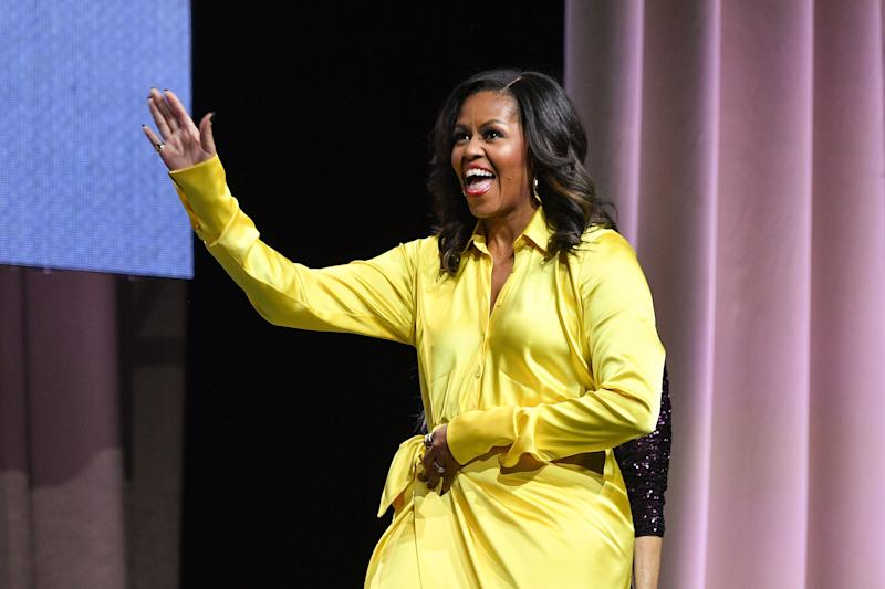 Michelle Obama's Becoming May Be the Best-Selling Memoir Ever