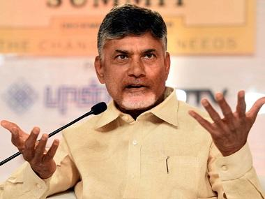 Chandrababu Naidu begins day-long fast on 68th birthday against Centre's refusal to grant special status to Andhra Pradesh