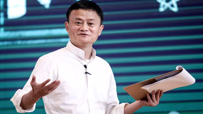 Jack Ma's Alibaba has invested in major Indian start-ups