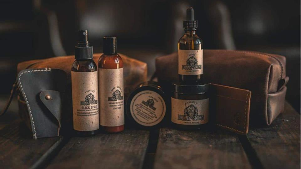 Save your hair and the environment by using organic products