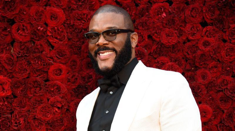 Tyler Perry attends Tyler Perry Studios grand opening gala at Tyler Perry Studios on October 05, 2019 in Atlanta, Georgia.