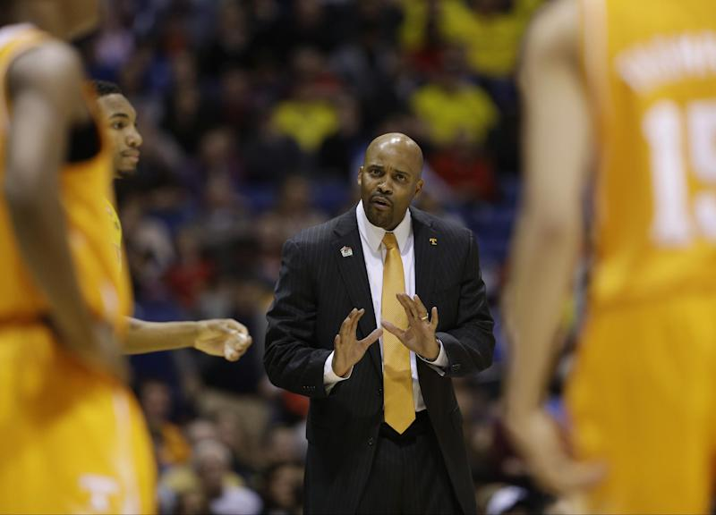 Tennessee AD Hart reworking Martin's contract
