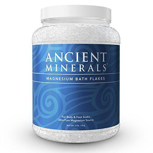 """<p><strong>Ancient Minerals</strong></p><p>amazon.com</p><p><strong>$19.95</strong></p><p><a href=""""https://www.amazon.com/dp/B06XXPLT2T?tag=syn-yahoo-20&ascsubtag=%5Bartid%7C2089.g.27269473%5Bsrc%7Cyahoo-us"""" rel=""""nofollow noopener"""" target=""""_blank"""" data-ylk=""""slk:Shop Now"""" class=""""link rapid-noclick-resp"""">Shop Now</a></p><p>Muscle-calming magnesium is the key ingredient in this bath supplement. Magnesium chloride is known to help relieve stress, joint pain, muscle tension, and even restless leg syndrome. After all, over 500 Amazon reviewers can't be wrong.</p>"""