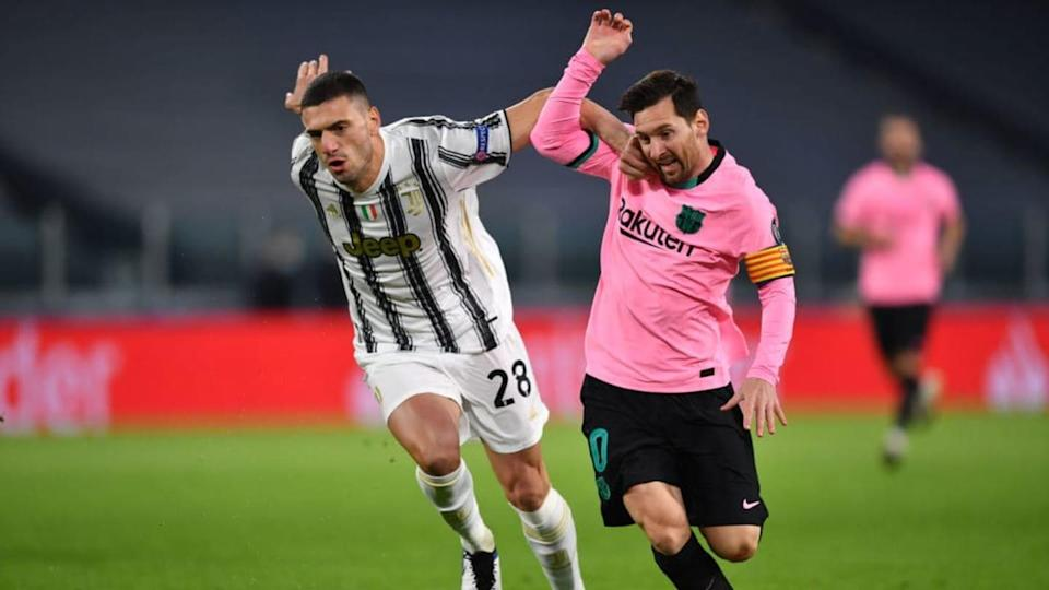 Juventus v FC Barcelona: Group G - UEFA Champions League | Valerio Pennicino/Getty Images