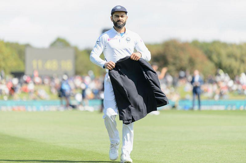 Virat Kohli will play only the first of the four Tests in Australia.