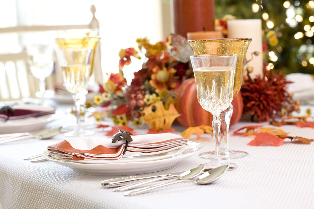 "<p>Thanksgiving is all about enjoying the company of family and friends over a delicious meal. With the holiday just a few months away, why not take the time to start planning your <a href=""https://www.elledecor.com/life-culture/entertaining/g42/beautiful-thanksgiving-tablescapes/"" target=""_blank"">dinner table set-up</a>? For a memorable feast, choose an elegant tablecloth that will set the foundation for the rest of your <a href=""https://www.elledecor.com/life-culture/entertaining/g2766/thanksgiving-decoration-ideas/"" target=""_blank"">Thanksgiving decor</a>, from cloth napkins to <a href=""https://www.elledecor.com/life-culture/entertaining/g2783/thanksgiving-centerpieces-and-flowers/"" target=""_blank"">centerpieces</a>.   </p><p>To help you set your table in style in this year, consider this roundup of 22 stylish tablecloths that are perfect for the holiday. Whether you appreciate traditional designs with turkey motifs or understated looks like plaid or striped patterns, you're sure to find a favorite.<br></p>"