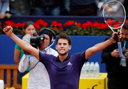 Dominant Thiem Cruises Past Medvedev to Win Barcelona Open Title