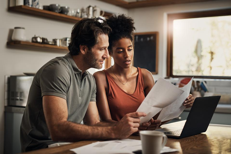 Of those who said they were in a 'better' financial situation this year compared to last, more than 1 in 5 attributed the success to budgeting better, the survey concluded. (Photo: Getty)