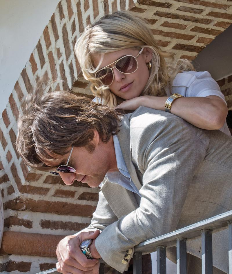 '21 and Over' star Sarah Wright plays Barry's wife Lucy (Universal)
