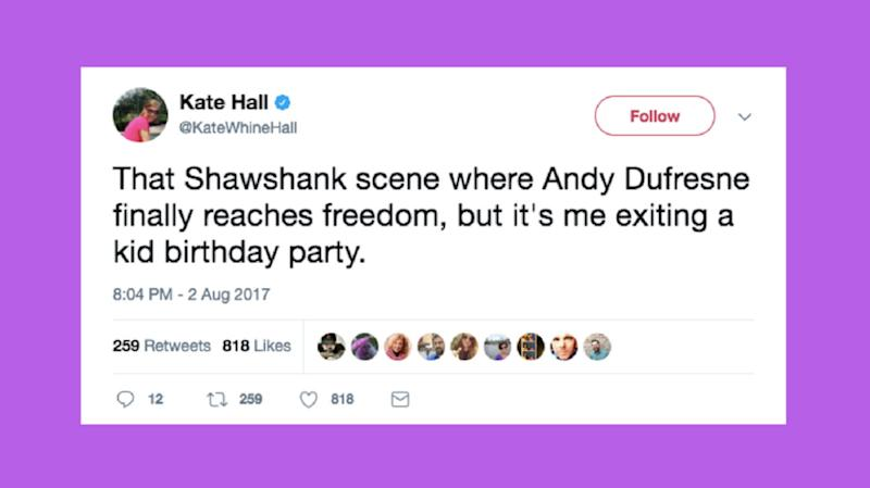 25 Tweets That Sum Up The Horror Of Kids' Birthday Parties