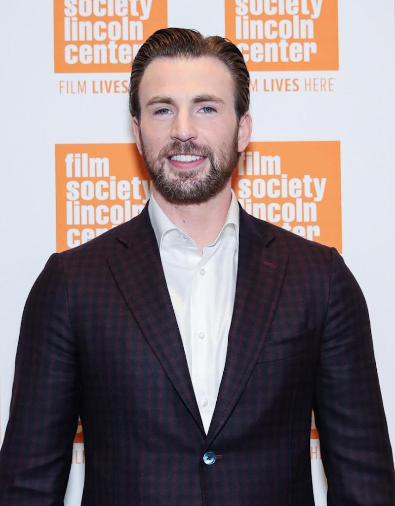 Chris Evans responded to Shannon Bream's request to make a dying boy's wish come true. Source: Getty