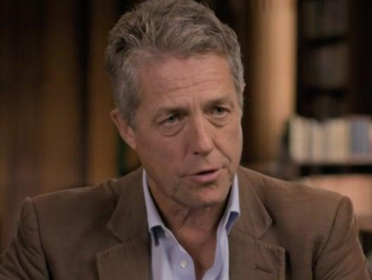 Hugh Grant on BBC documentary 'Being Bridget Jones'BBC