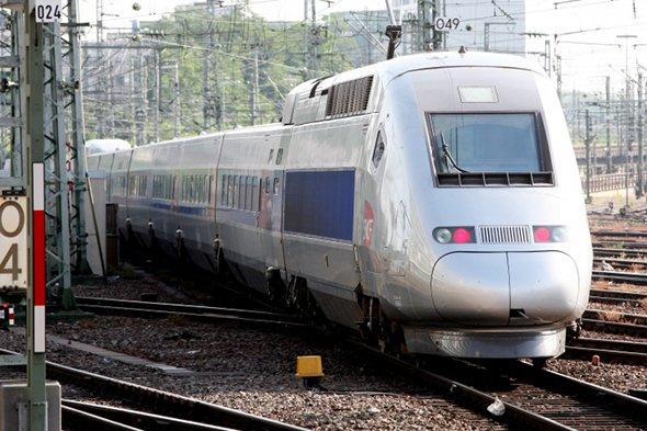 TGV train makes special stop for lost elderly tourist
