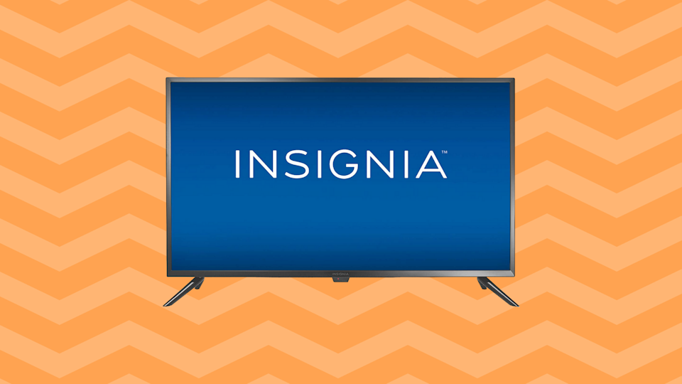 Save 26 percent on the Insignia 39-inch Smart HD TV—Fire TV Edition. (Photo: Amazon)