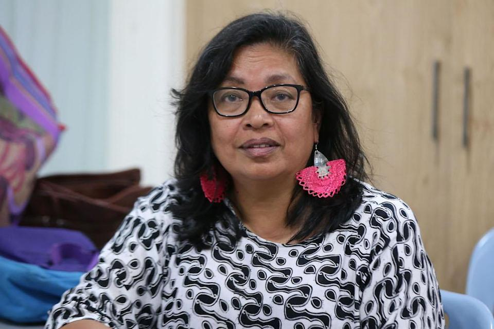 Former head of the Women's Aid Organisation Ivy Josiah said the online march is a rallying cry to include girls and women in decision making as equals. — Picture by Azinuddin Ghazali