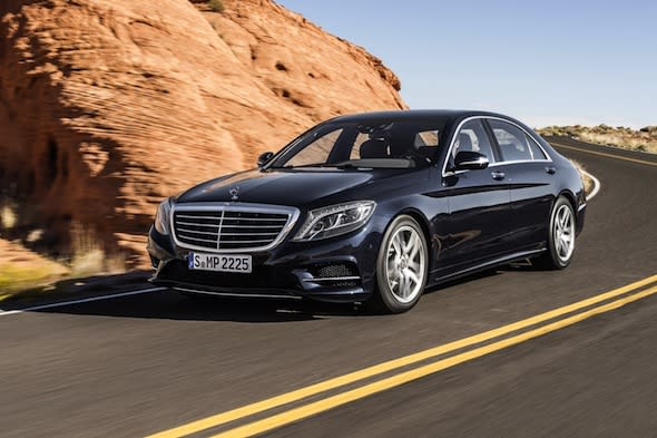 Mercedes-Benz to rival Rolls-Royce with £200k Pullman
