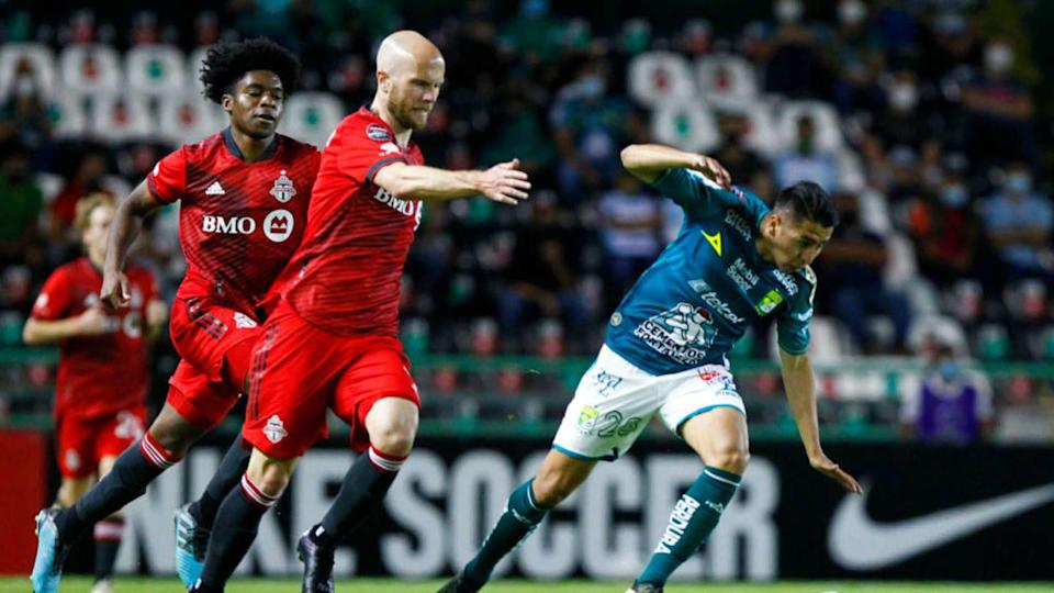 Leon v Toronto - Concacaf Champions League 2021 | Leopoldo Smith/Getty Images