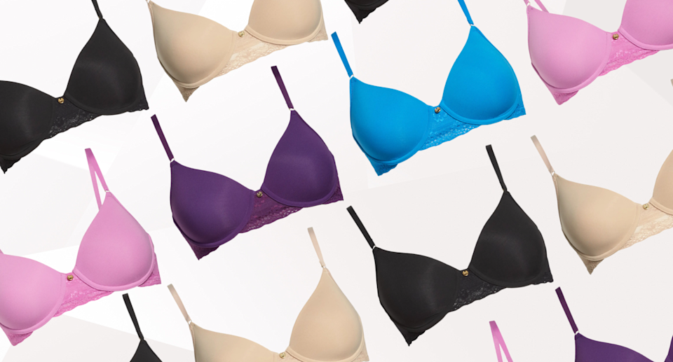 'It's soft and soothing to the skin': Nordstrom shoppers say this top-rated Natori bra is unlike any other (Photos via Nordstrom)