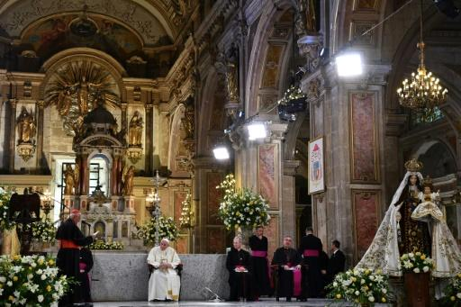 Although most Chileans still identify as Catholic, a growing number feel that the church simply doesn't represent them