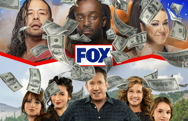 Has WWE 'SmackDown' Been a Boon for Fox, or a Billion-Dollar Bust?