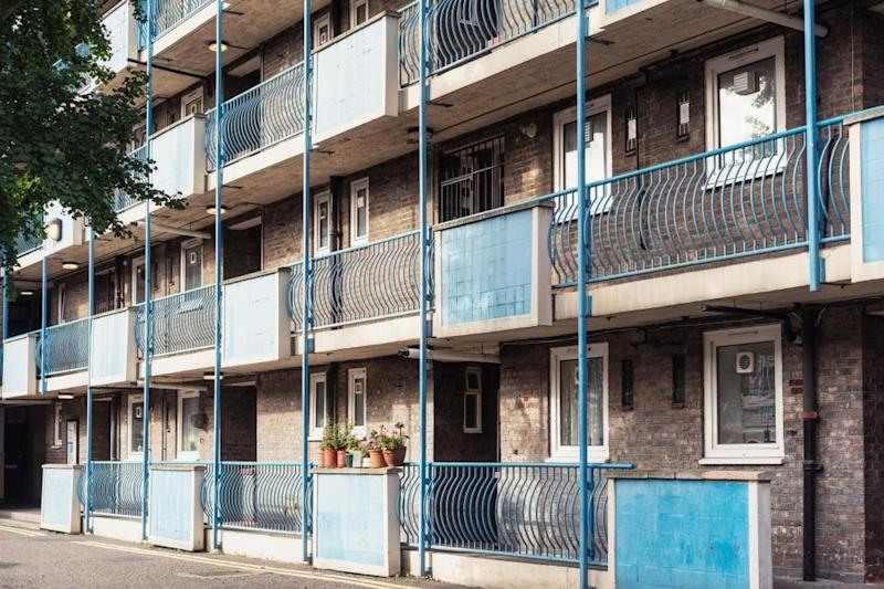 The British Medical Association (BMA) said lifting the eviction ban would place many people at risk of becoming homeless, and called on the government to enact emergency legislation to enable everyone who is homeless or at risk of homelessness has access to safe accommodation (Getty/iStock)