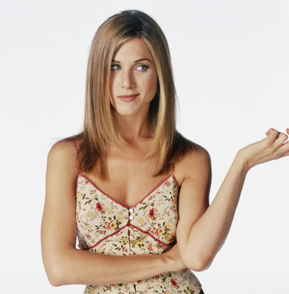 Jennifer Aniston als Rachel Green in