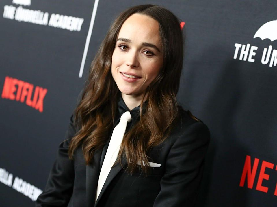Ellen Page is an actress.