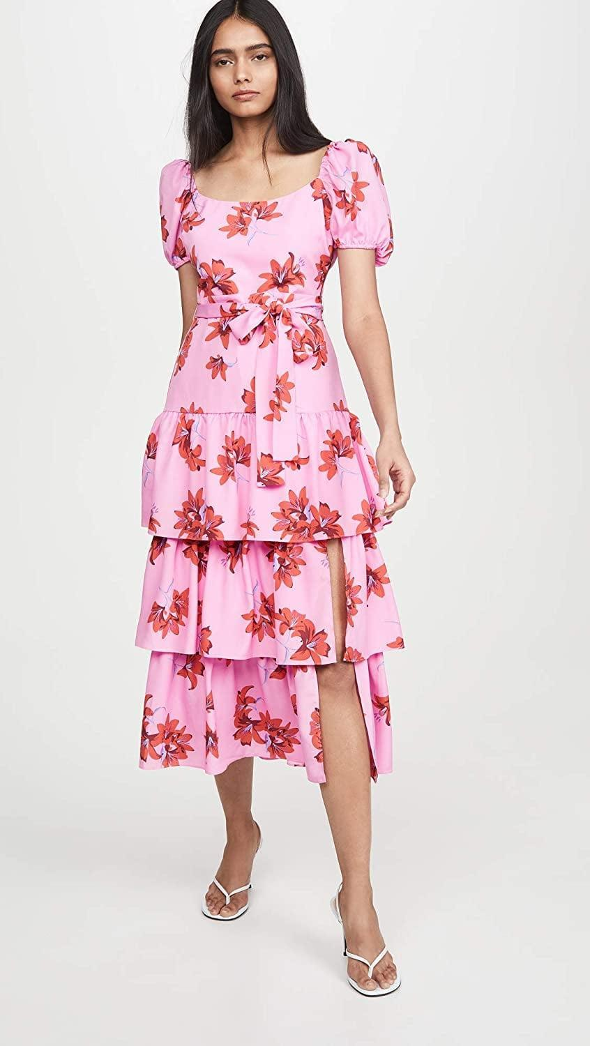 "<p><a href=""https://www.popsugar.com/buy/Likely-Lottie-Dress-583719?p_name=Likely%20Lottie%20Dress&retailer=amazon.com&pid=583719&price=103&evar1=fab%3Aus&evar9=47563146&evar98=https%3A%2F%2Fwww.popsugar.com%2Ffashion%2Fphoto-gallery%2F47563146%2Fimage%2F47564546%2FLikely-Lottie-Dress&list1=shopping%2Camazon%2Cfashion%20news%2Csummer%20fashion%2Csale%20shopping%2Cfashion%20shopping&prop13=api&pdata=1"" class=""link rapid-noclick-resp"" rel=""nofollow noopener"" target=""_blank"" data-ylk=""slk:Likely Lottie Dress"">Likely Lottie Dress</a> ($103, originally $228)</p>"